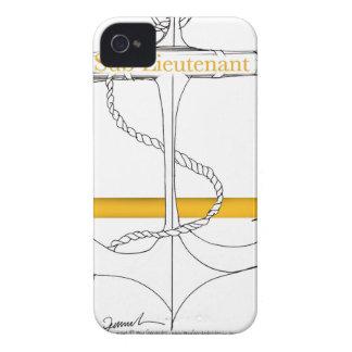 sous lieutenant d'or, fernandes élégants coque Case-Mate iPhone 4