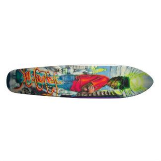 Sous théorie d'art de manière skateboard 20,6 cm