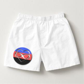 Sous-vêtements de boxeur de POLYAMORY