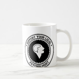 Soutenez votre psychologue local mug