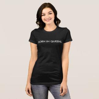 Soutenu dans des femmes de la Reine T-shirt