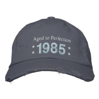 Soutenu en 1985 ÂGÉ au 30ème anniversaire V2H de Casquette Brodée