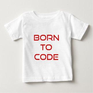 Soutenu pour coder t-shirt