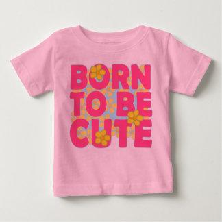 Soutenu pour être mignon t-shirt pour bébé