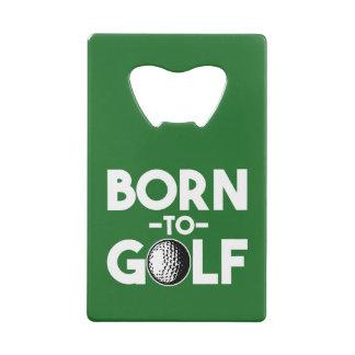 Soutenu pour jouer au golf drôle