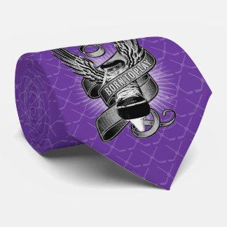 Soutenu pour jouer la cravate II