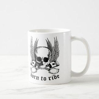 Soutenu pour monter mug blanc