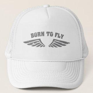 Soutenu pour piloter des ailes casquette