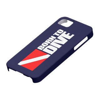 Soutenu pour plonger coque iPhone 5