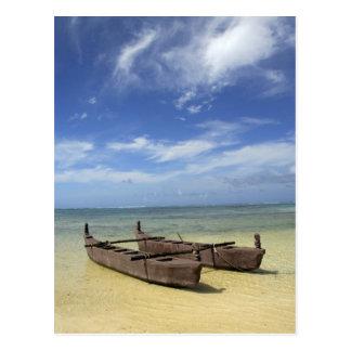 South Pacific, Polynésie française, Moorea. Carte Postale
