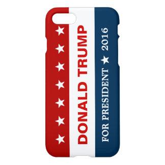 Soutien Donald Trump de président 2016 campagne Coque iPhone 7