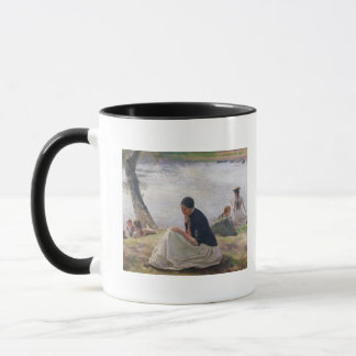 Souvenir, 1891 mug