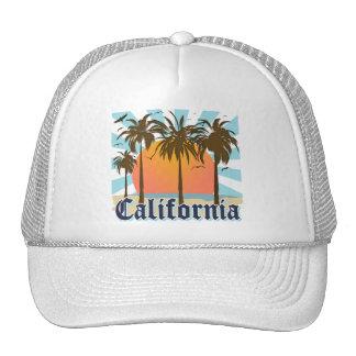 Souvenir de cru de la Californie Casquettes