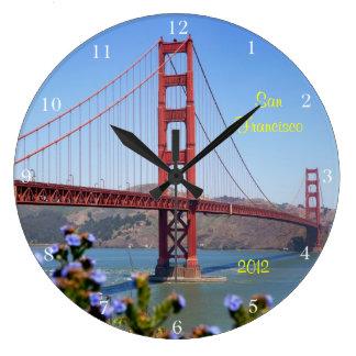Souvenir horloges souvenir horloges murales - Horloge san francisco ...