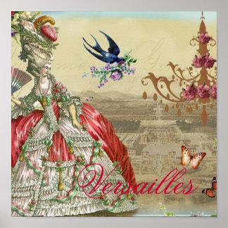 Souvenirs De Versailles Posters