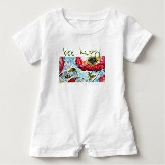 Soyez barboteuse heureuse de bébé