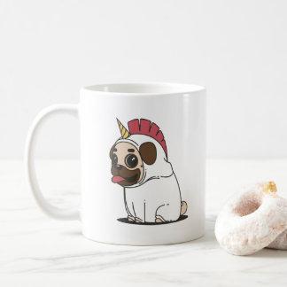Soyez ce qui vous rêvez la tasse de Pugicorn