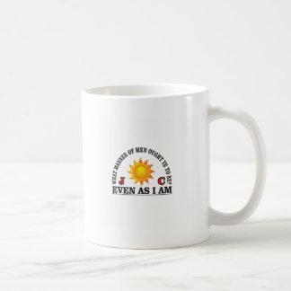 soyez comme le jc mug
