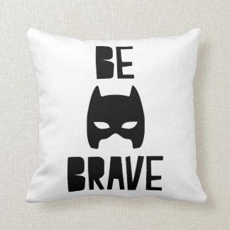 Soyez coussin courageux de super héros