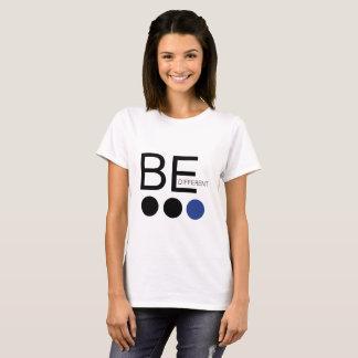 Soyez différent t-shirt