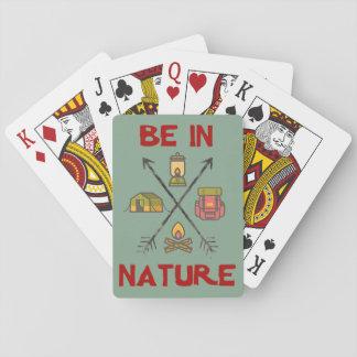 Soyez en nature jeu de cartes