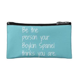 Soyez le sac de cosmétique de personne