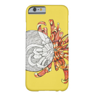 Soyez ma fleur coque iPhone 6 barely there