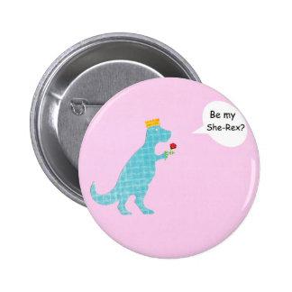 Soyez mon elle-Rex ? Badge
