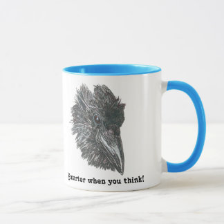 Soyez plus futé quand vous pensez avec cette tasse