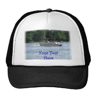 Soyez plutôt canotage, votre texte ici casquette trucker