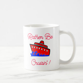 Soyez plutôt conception de tasse de café de