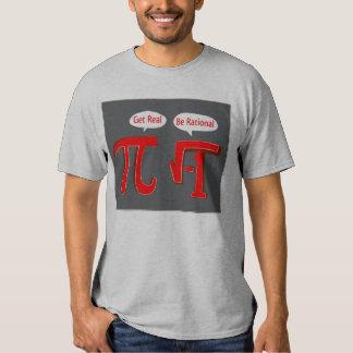 Soyez rationnel t-shirts