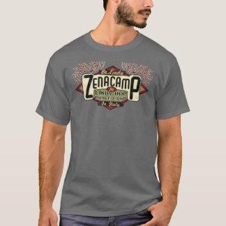 Soyez T-shirt affligé par ZenaCamp de Lindy