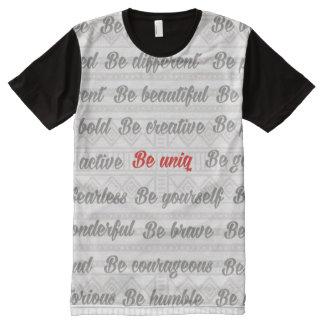 soyez T-shirt d'uniq