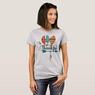 Soyez T-shirt reconnaissant
