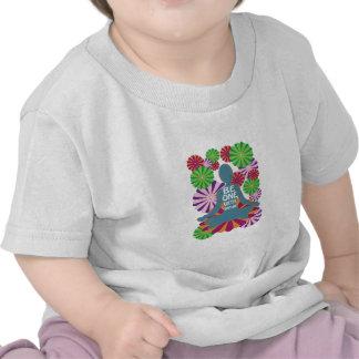 Soyez un avec la nature t-shirts