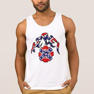 soyez un rebelle tee-shirt sans manches