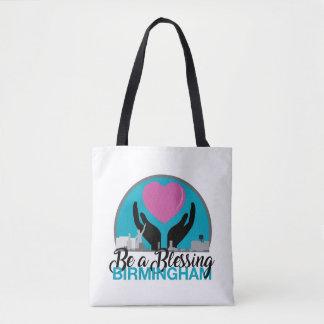 Soyez un sac fourre-tout à bénédiction