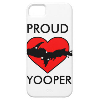 Soyez un Yooper fier ! Étui iPhone 5