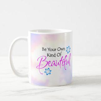 Soyez votre propre genre de belle tasse