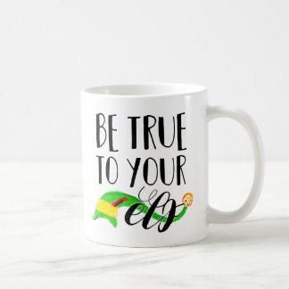 Soyez vrai à votre *Elf Mug