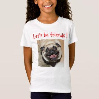 Soyons T-shirt d'amis !