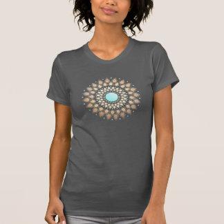 Spa de santé de professeur de yoga et de t-shirt
