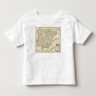 Spance et le Portugal 2 T-shirt Pour Les Tous Petits