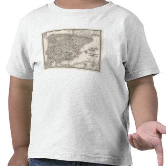 Spanien Portugal T-shirt