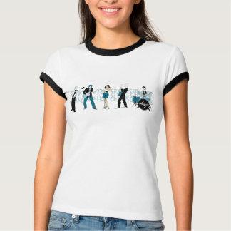 Sparkshooter - la bande - T-shirt de sonnerie de