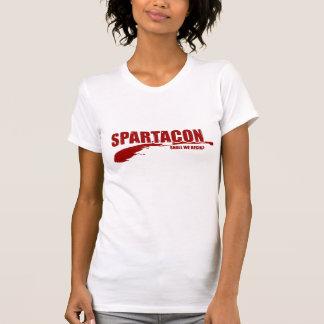 """Spartacon """"nous commencent ?"""" Le T-shirt des"""
