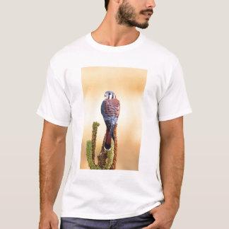 Sparverius de crécerelle, de Falco, indigènes aux T-shirt