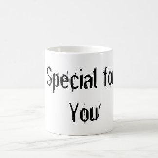Special pour vous tasse à café