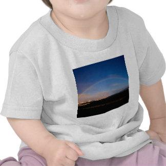 Spectre de nuit de ciel de nature t-shirt